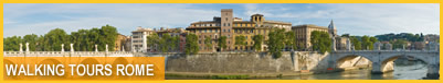 Walking Tours Rome